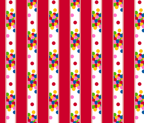 Bubblegum fabric by siya on Spoonflower - custom fabric