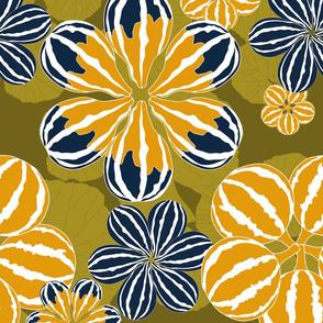 It's Gourd Flowers!