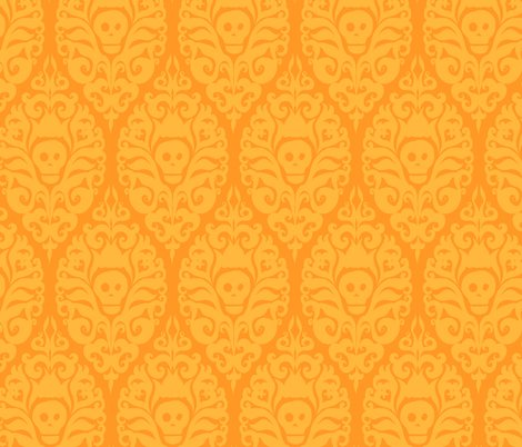 Rspooky_damask_new_orange2_shop_preview