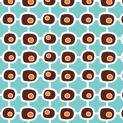 experiment1-2-ed fabric by pink_koala_design on Spoonflower - custom fabric
