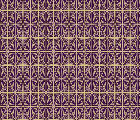 Doodle Diamonds A fabric by siya on Spoonflower - custom fabric