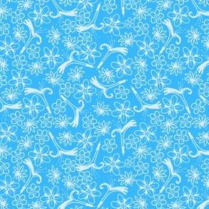 Multifloral Blue