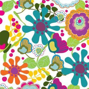 Floral Bloom 1