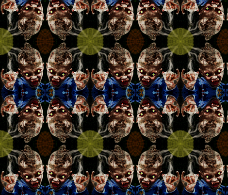 Vampire Boy fabric by robin_rice on Spoonflower - custom fabric