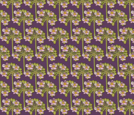 Blossoming Trees fabric by betje on Spoonflower - custom fabric