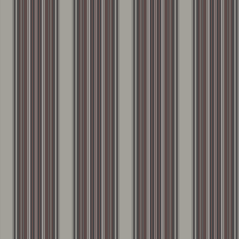 Grey Zones Stripe in Brown small © 2009 Gingezel Inc. fabric by gingezel on Spoonflower - custom fabric