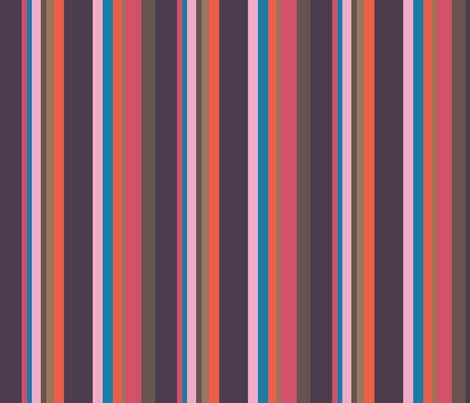 Rafa Stripes fabric by dolphinandcondor on Spoonflower - custom fabric