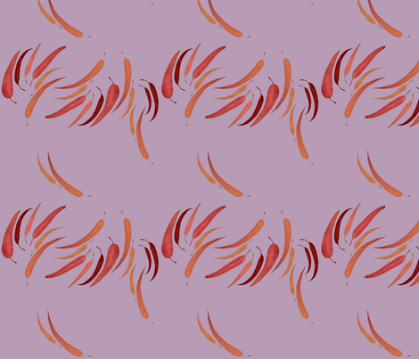 autumn_1purple fabric by gigimoll on Spoonflower - custom fabric