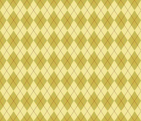 Argyle in Gold