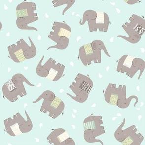 Elephant Tumble