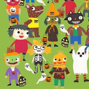 Halloween mixer