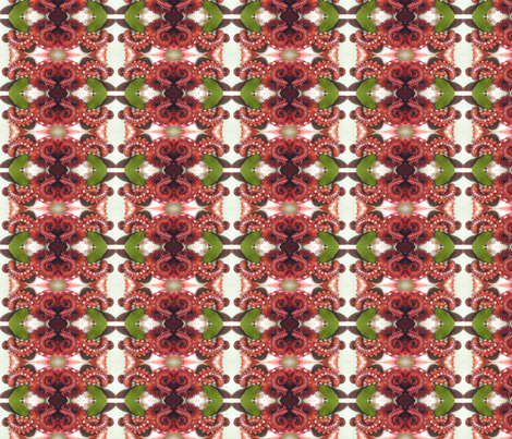 Octopod 2 fabric by siya on Spoonflower - custom fabric
