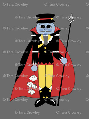 Vampire Guardian Nutcracker