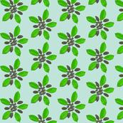 Floral acorns