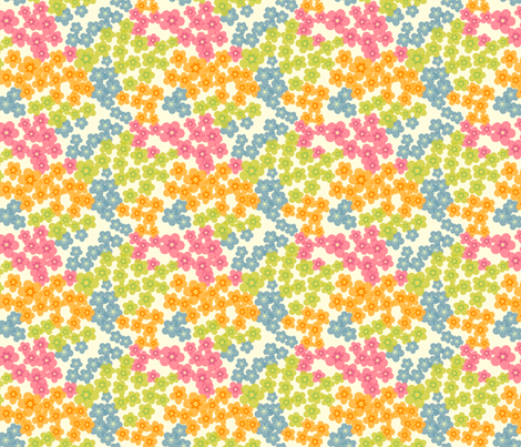 Springtime fabric by abby_zweifel on Spoonflower - custom fabric