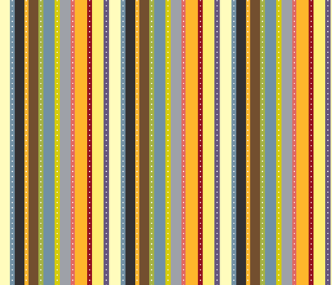 Stripes fabric by jadegordon on Spoonflower - custom fabric
