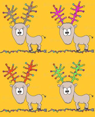 CurlyPops - Reindeer Row