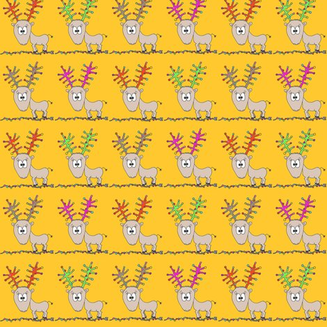 Reindeer_repeat_-_yellow_background_shop_preview