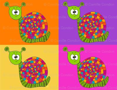 CurlyPops - Snail Allsorts