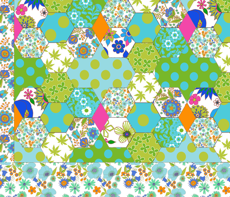 reve_de_vert fabric by nadja_petremand on Spoonflower - custom fabric