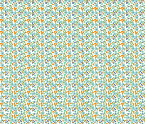 douce_fleur_S fabric by nadja_petremand on Spoonflower - custom fabric