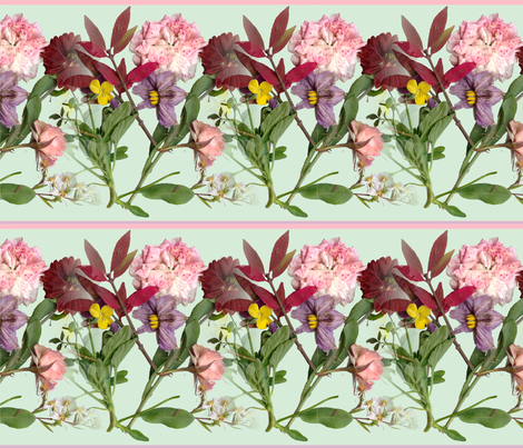 spoonflower_last_of_the_summer_flowers fabric by thursday_next on Spoonflower - custom fabric