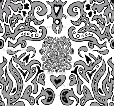 Hand-drawn_Damask