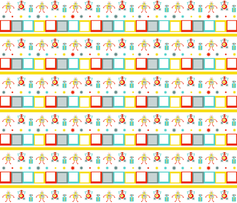 Combo fabric by eedeedesignstudios on Spoonflower - custom fabric