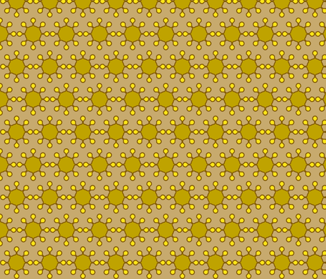 little_suns_sol fabric by holli_zollinger on Spoonflower - custom fabric