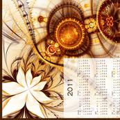 Gilded Lily Calendar 2011