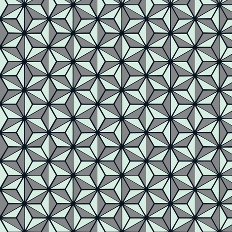 Nara fabric by occidentallyonpurpose on Spoonflower - custom fabric