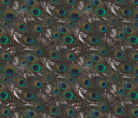 Peacoquette fabric by peacoquettedesigns on Spoonflower - custom fabric
