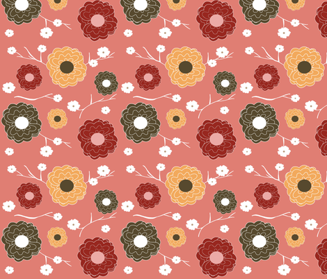 kinsley fabric by emilyb123 on Spoonflower - custom fabric