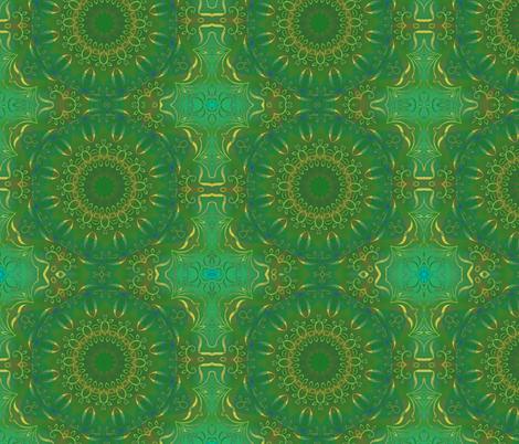 Nicht so Blau fabric by oranshpeel on Spoonflower - custom fabric