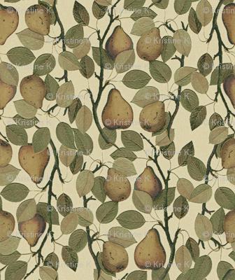 Vintage Pears