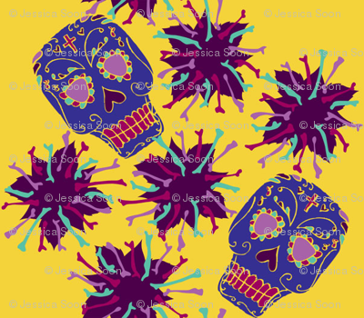 Beautiful Bones: Fiesta - Gold