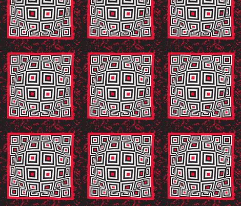 Lens fabric by blue_jacaranda on Spoonflower - custom fabric