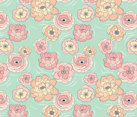 Frills! fabric by abby_zweifel on Spoonflower - custom fabric