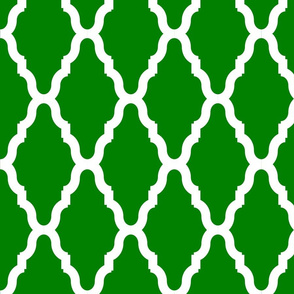 Green Lattice Lg Reverse
