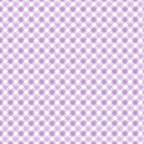Multi Diamonds - Purple fabric by kristopherk on Spoonflower - custom fabric