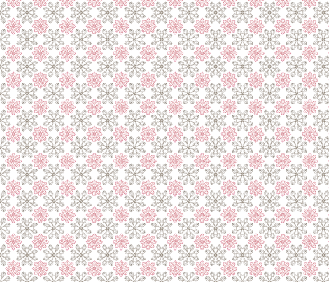 Multi Dots - Pink fabric by kristopherk on Spoonflower - custom fabric