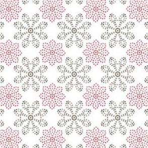 Multi Dots - Pink