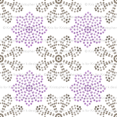 Multi Dots - Purple