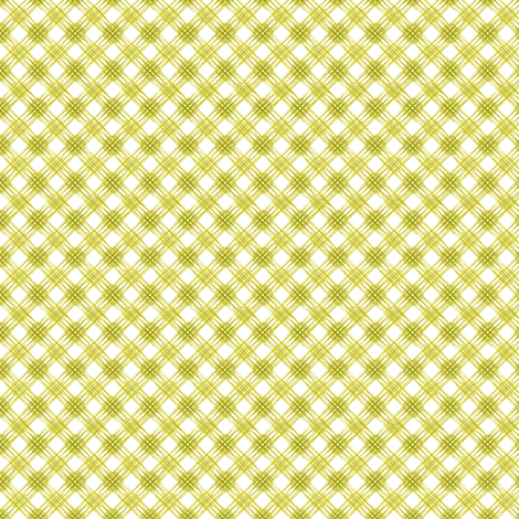 Multi Diamonds - Yellow fabric by kristopherk on Spoonflower - custom fabric