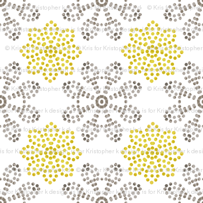 Multi Dots - Yellow