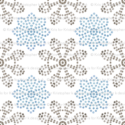 Multi Dots - Blue