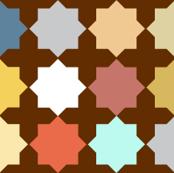 Octodots: multicolor