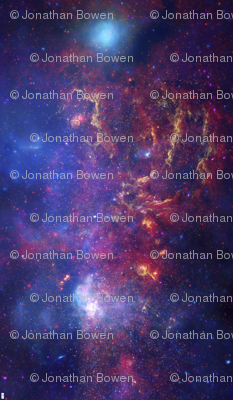 Blue Nebula #1