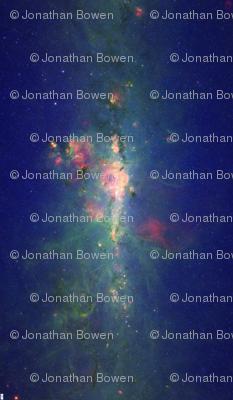 Blue Nebula #2