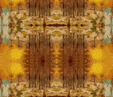 Adirondack Woods w.c. fabric by paragonstudios on Spoonflower - custom fabric